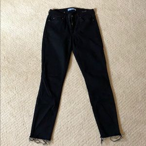 7 for All Mankind Black Denim